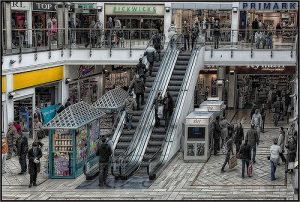 The Mall. - CC BY-NC-ND Pat Dalton...