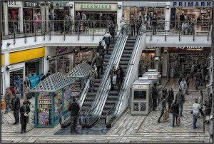 The Mall. - CC BY-NC-ND Pat Dalton...